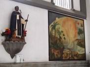 A representation of one of my favorite saints - San Martin de Porres