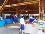 The Manta fish market