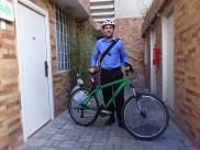 Ready to bike to work