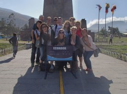 The September 2013 volunteer group