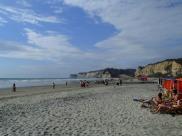 The beautiful beach of Canoa